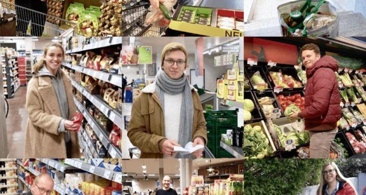 Einkaufshelden